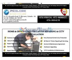 HOME & OFFICE COMPUTER LAPTOP REPAIRING & CCTV INSTALLATION