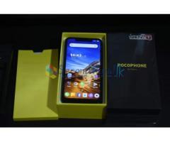 Xiaomi Pocophone F1 - 64GB Graphite Black