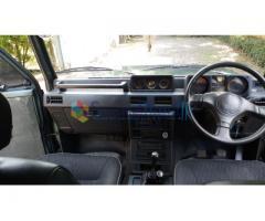 Mitsubishi Pajero 1991 Palathsaba