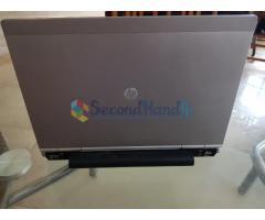 HP Notebook Laptop Elitebook 2570p Silver