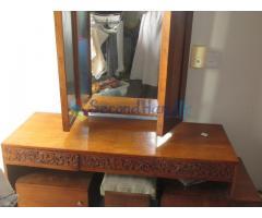 Dressing table -teak