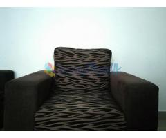Full Sofa Set with Table for Sale