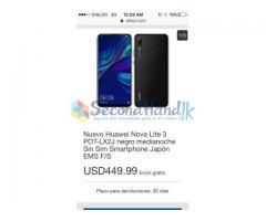 Huawei nova pot LX2J (2019) 42500