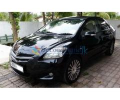 Toyota Vios (G Grade) for immediate sale