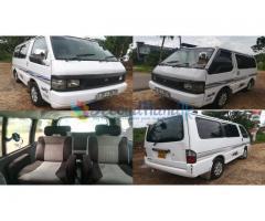 Nissan Vannet 1996 For Sale
