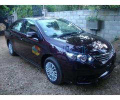 UNREGISTERED Toyota Allion