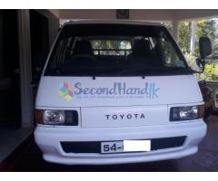 Toyota Townace CR 27- Reg. In 1994 Sale