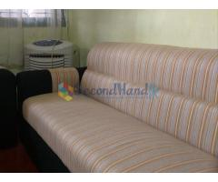 3 + 1 + 1 Cushion sofa set