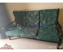 Sofa set for urgent sale