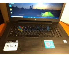 HP Notebook Core i7-7th Generation 17.3