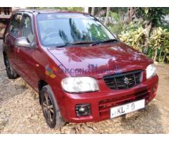 Suzuki Maruti Alto LXi Sports