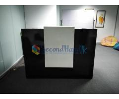 Used Reception Table For Sale
