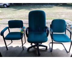 used office chairs in good condition
