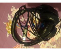 Logitec used headphones