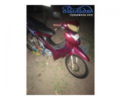 Loncin LX 100-4 2004 Registered (Used) Motorbike