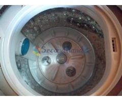 LG  washing machine 7kg top load good quality