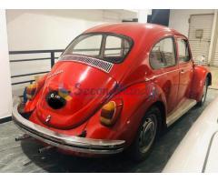 Volkswagen Beetle 1976