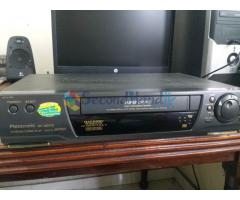 VHS Video Cassette Recorder (used)