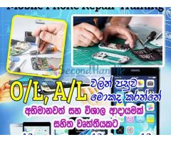 Phone repairing course Colombo