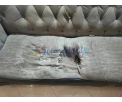 Damaged Sofa for sale