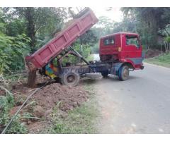TATA 407 Dump Truck Tipper Truck