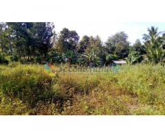 Land for sale at Kalagedihena