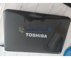 Toshiba satellite L740