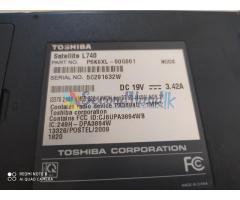 Toshiba satellite L740