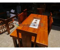Dining table for best price