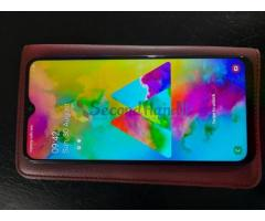 SAMSUNG GALAXY M20 64GB / 4GB RAM FOR SALE