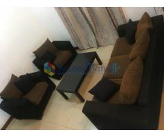 Sofa Set 3+1+1-Seater - Custom Built