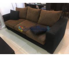 Sofa Set 3+1+1-Seater - Custom Built
