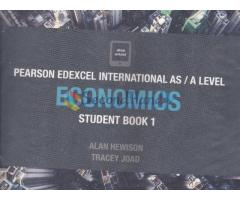 Edexcel books AS/AL