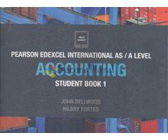 Edexcel books AS/AL
