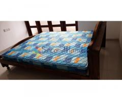 King Size Bed with High Quality Matress