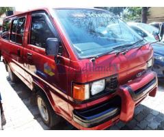Toyota Lite Ace Van