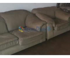 Very good condition used sofa imported from US