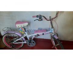 Lumala bicycle