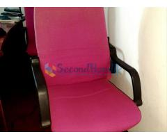 High Back Chairs for sale (OFFICE FURNITURE FOR SALE)