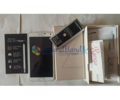 Samsung note 4 display and parts