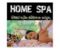 Home and hotel visit facial and body massage VIP
