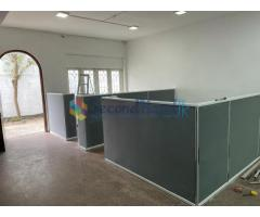 Used Office partitions for sale