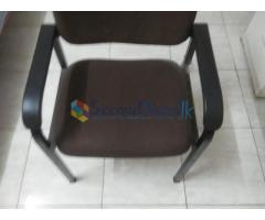 Visitor Chair | Damro Two Chairs