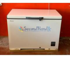Hisense 310L Deep Freezer