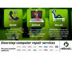 Computer/ Laptop Doorstep services