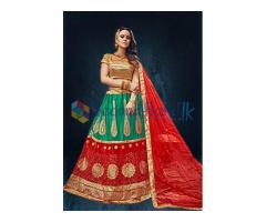 Lehengas For Sale (Stock Clearance)