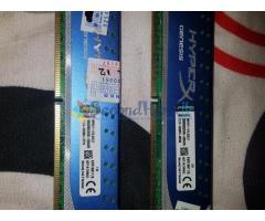 2x 8Gb HyperX Genesis 1600Mhz DDR3 Ram Kit