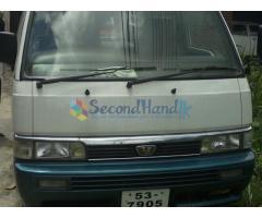 Nissan caravan 53-xxxx