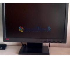 IBM LCD Black 17