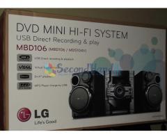 DVD Mini Hifi System